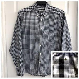 Lacoste Mens Modern Fit Button Down Shirt 44 XL